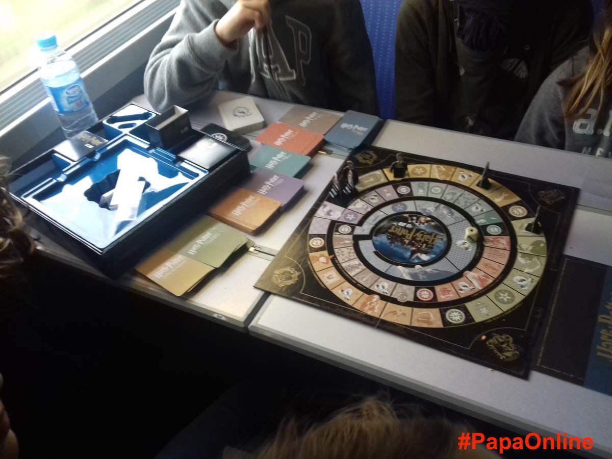 [Sortir] TGV : #DestinationPoudlard avec Harry Potter pendant les vacances de Toussaint !