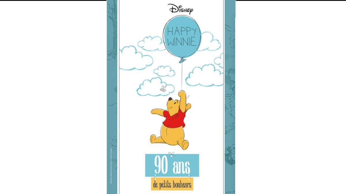 [Sortir] Winnie fête ses 90 ans et t'invite à partager des journées #HappyWinnie
