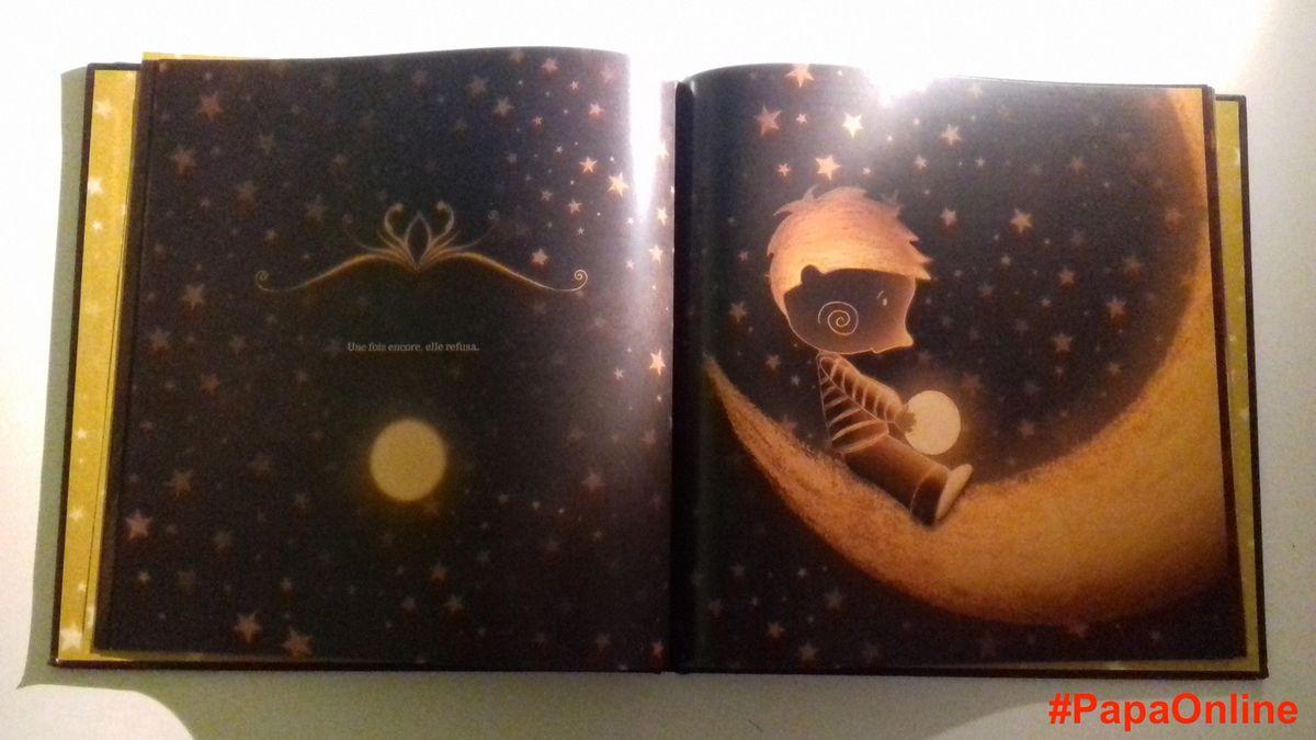 [Papathèque] Lecture : &quot&#x3B;Le garçon qui aimait la Lune&quot&#x3B; (éditions Gautier-Languereau)