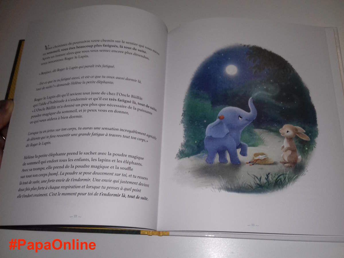 [Papathèque] Lecture : &quot&#x3B;La petite éléphante qui veut s'endormir&quot&#x3B; (éditions Gautier-Languereau)