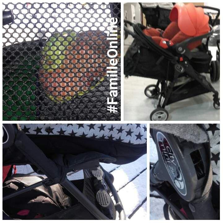[Test] Maman Online ! a testé pour vous... la poussette City Mini Zip de Baby Jogger