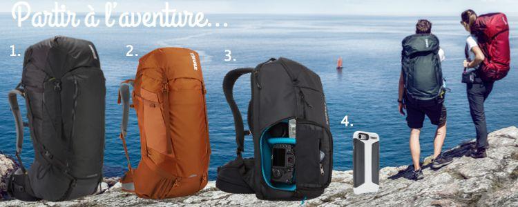 [Communiqué] Vacances d'été : découvrez les accessoires Thule !