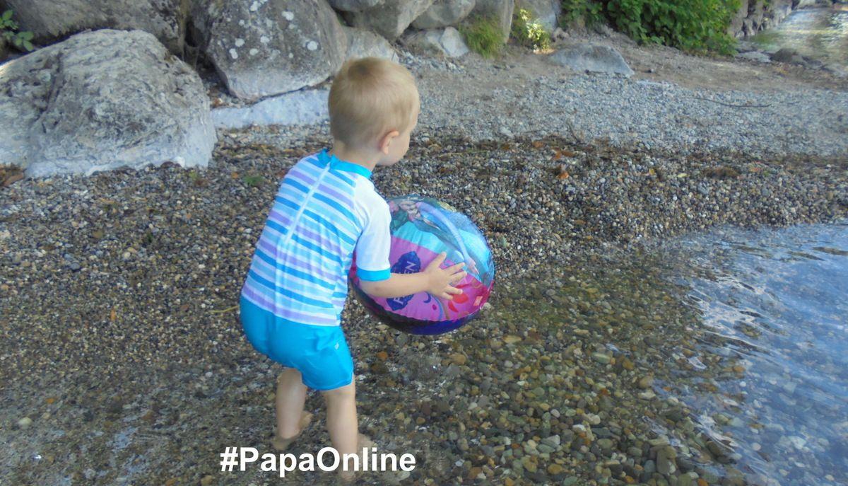 [Test] Papa Online ! a testé pour vous... les maillots anti-UV Fedjoa