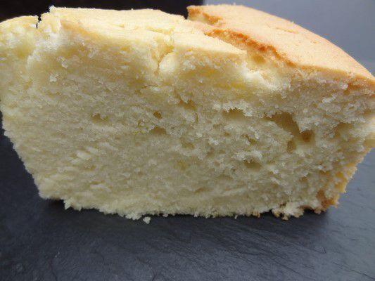 Gâteaux au blancs d'oeufs et citron