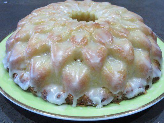 Gâteau Nantais aux amandes