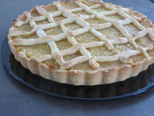 La tarte aux pommes polonaise