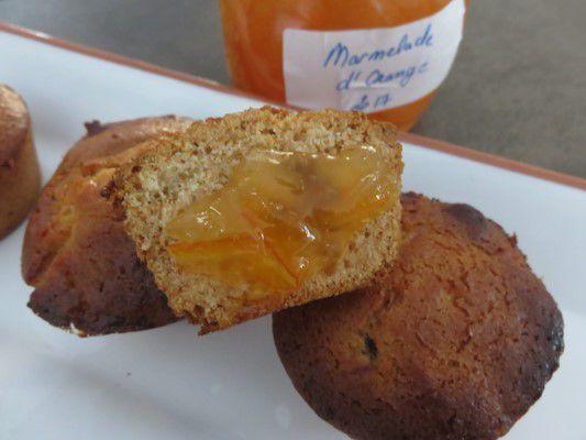 Nonnettes de Dijon à l'orange amère