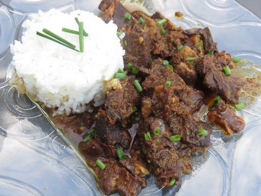 Porc vietnamien caramélisé