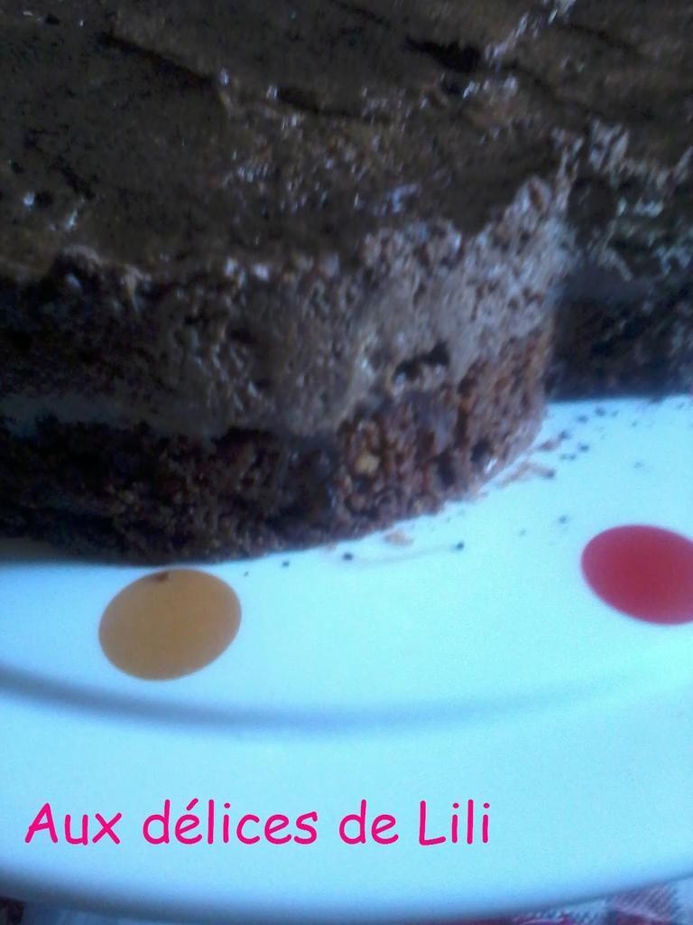 GATEAU AU CHOCOLAT FACILE &quot&#x3B;MERCOTTE&quot&#x3B;