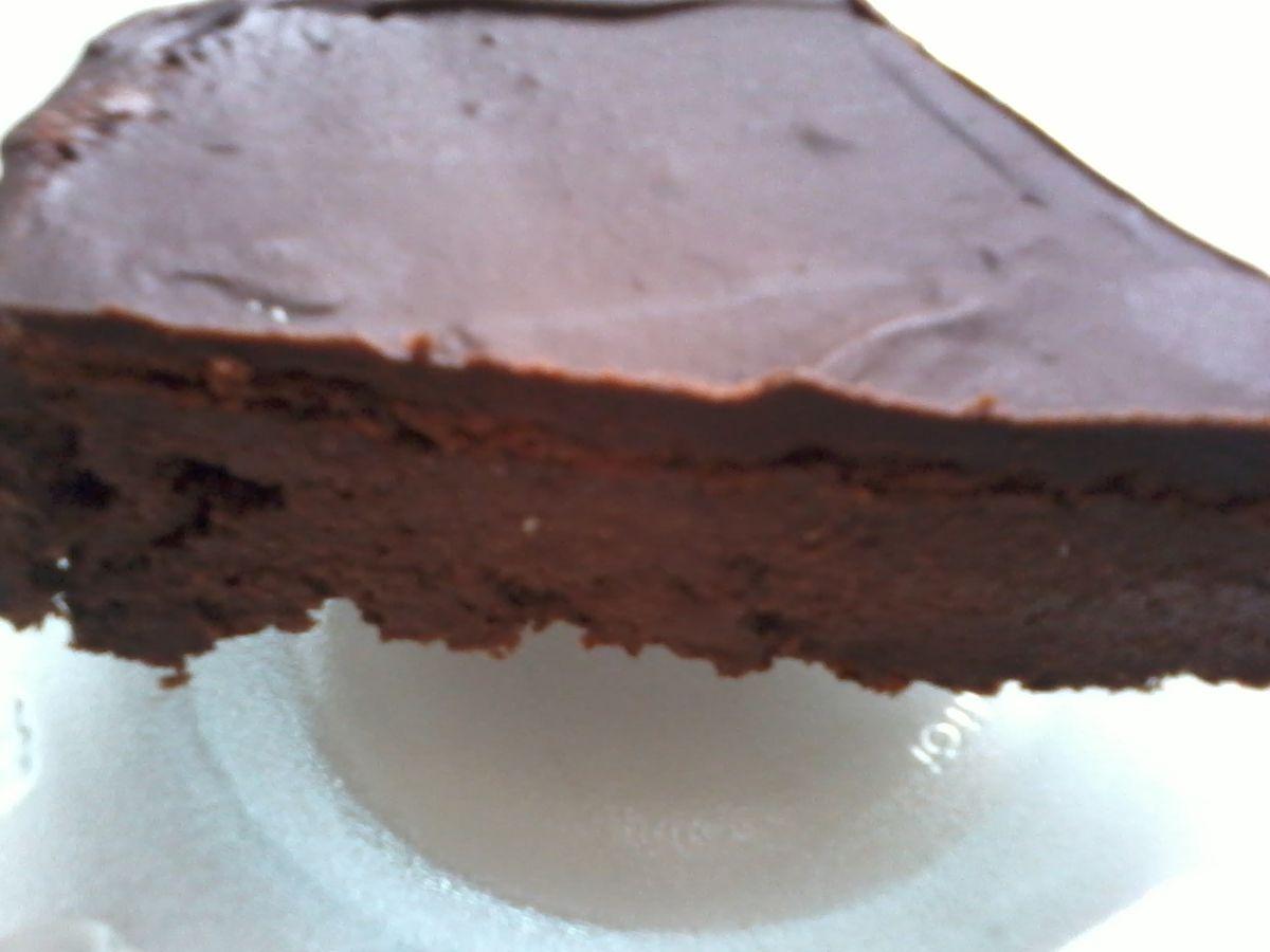 Gateau au Chocolat Mascarpone de Cyril Lignac