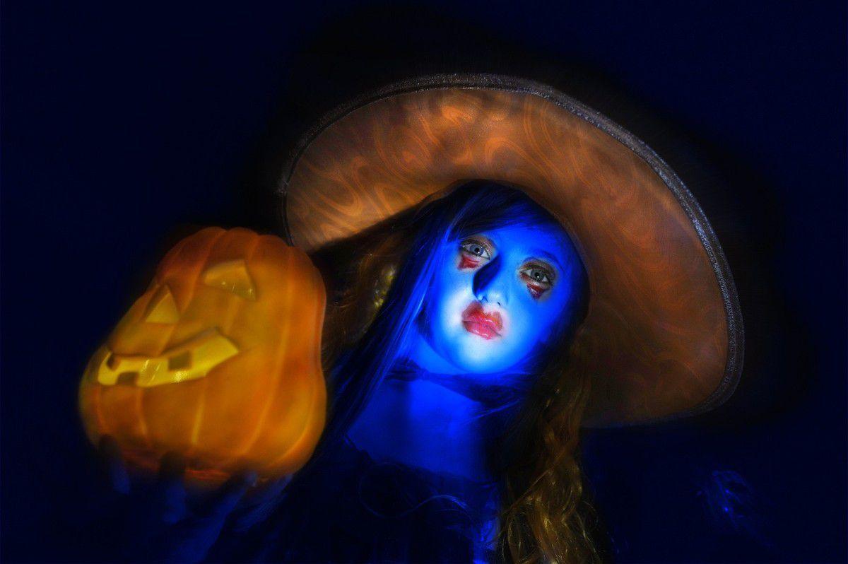 Usages de Toussaint et d'Halloween en Berry