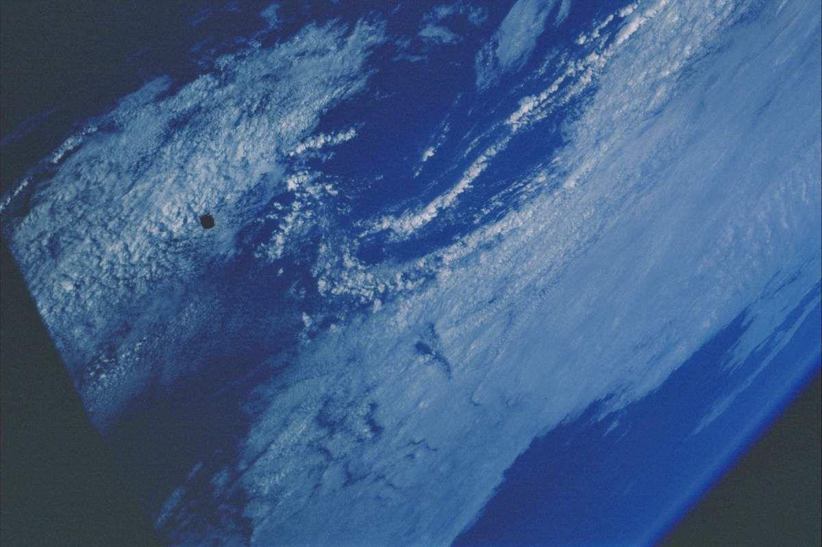 La NASA aurait &quot&#x3B;capturé&quot&#x3B; un OVNI de 8 km de diamètre