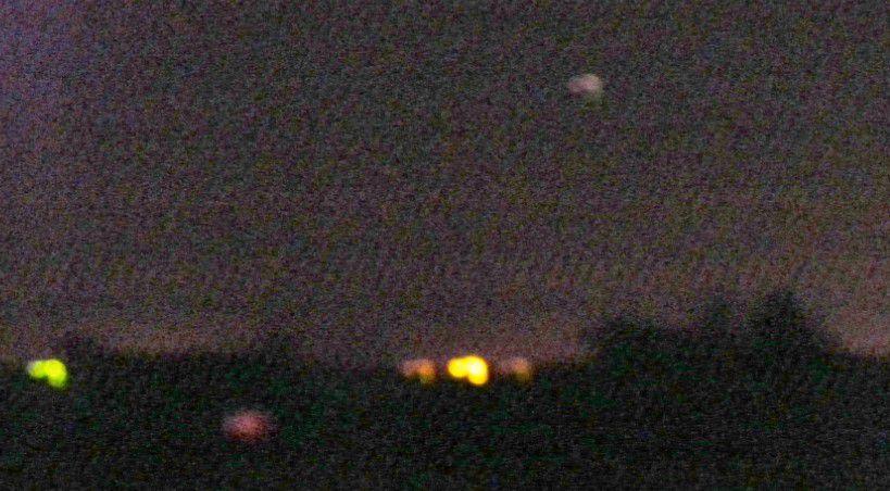 Observation d'OVNI en Bretagne au dessus de l'île Dumet