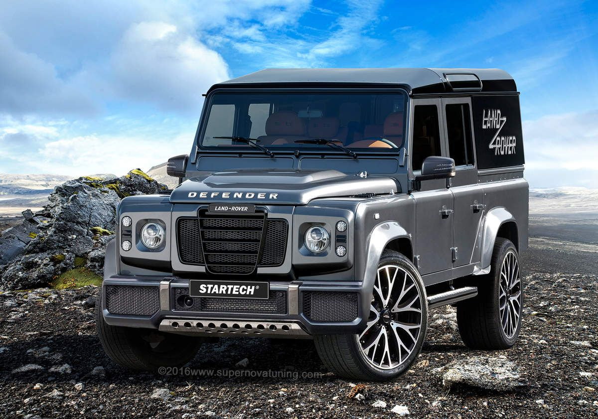 "Land-Rover Defender 110 ""Sport"""