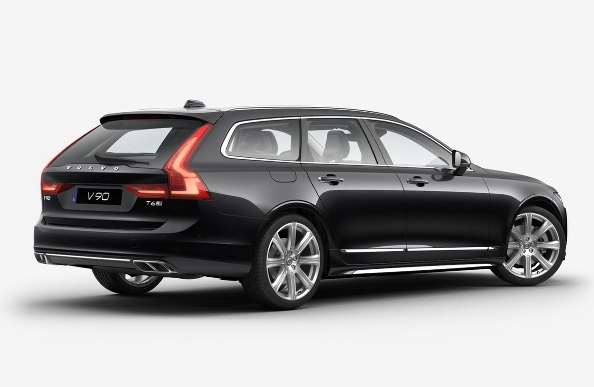 Volvo V90 &quot&#x3B;Shooting Break&quot&#x3B;