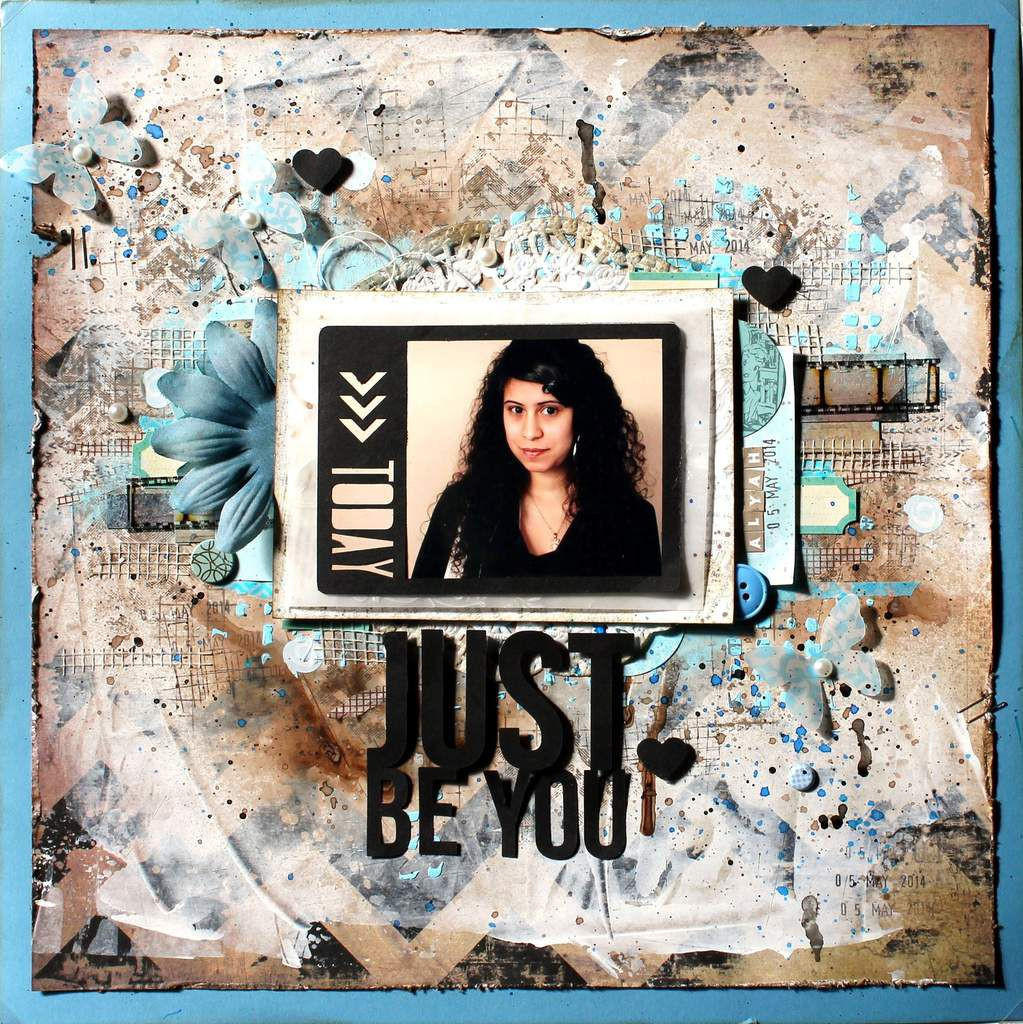 Page&quot&#x3B;Just Be You&quot&#x3B;