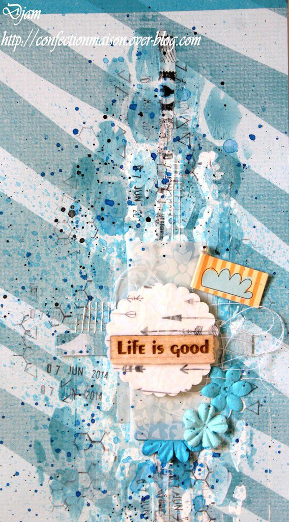 Page &quot&#x3B;Life is good&quot&#x3B;
