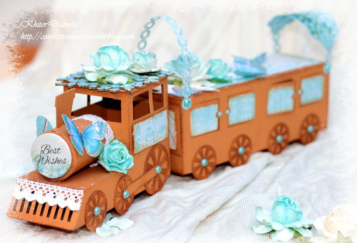 Un Train Romantique :DT Lemoncraft