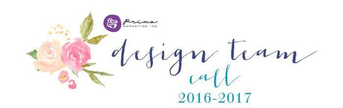 Prima Dt Call 2016-2017 application!
