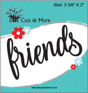 Deux cartes faciles et rapides+ video Dt Die Cuts And More