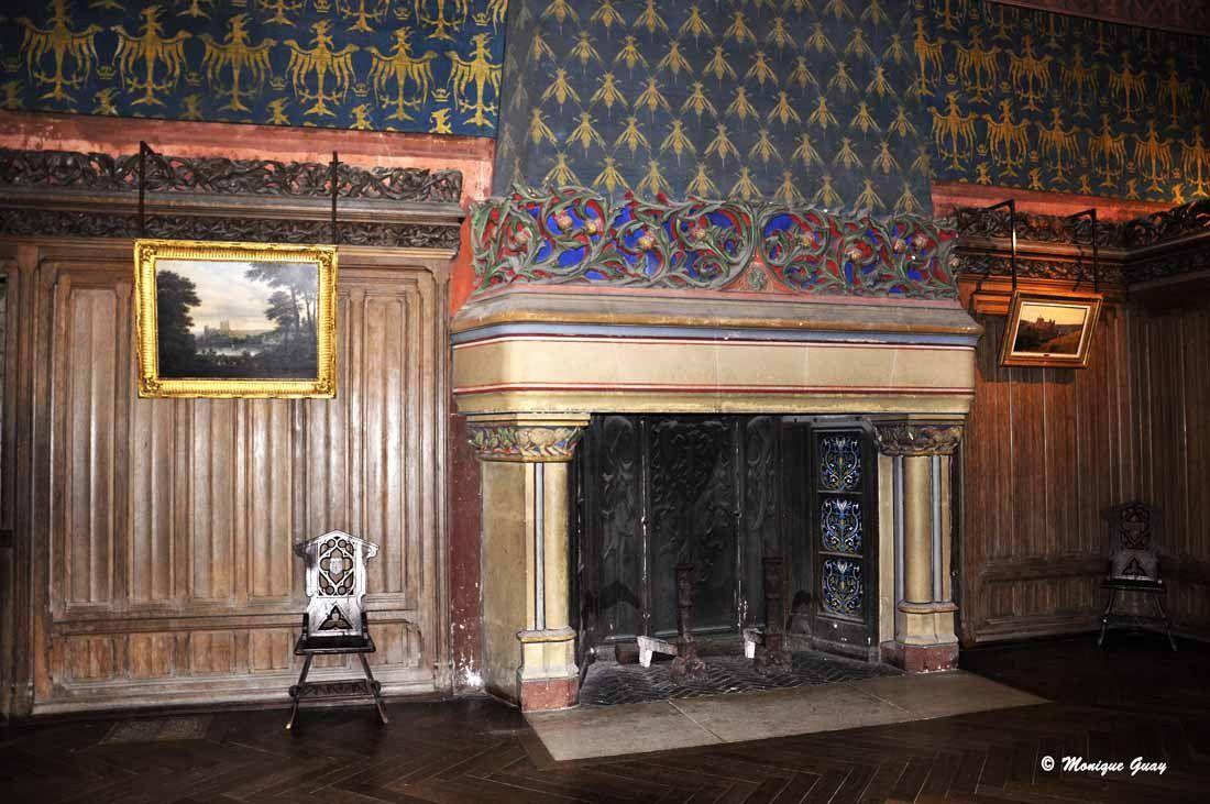 Château de Pierrefonds: Intérieur (1/4)