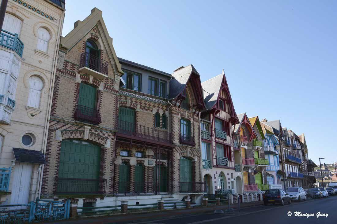 Mers-les-Bains et ses villas balnéaires