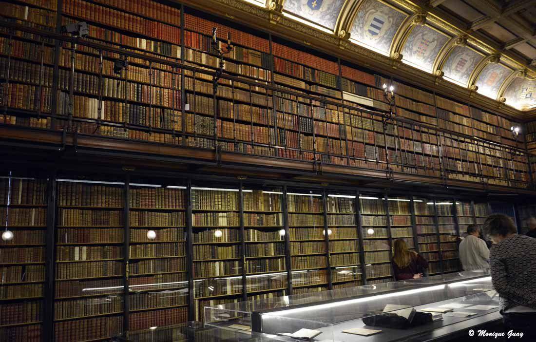 Chantilly: le cabinet des livres