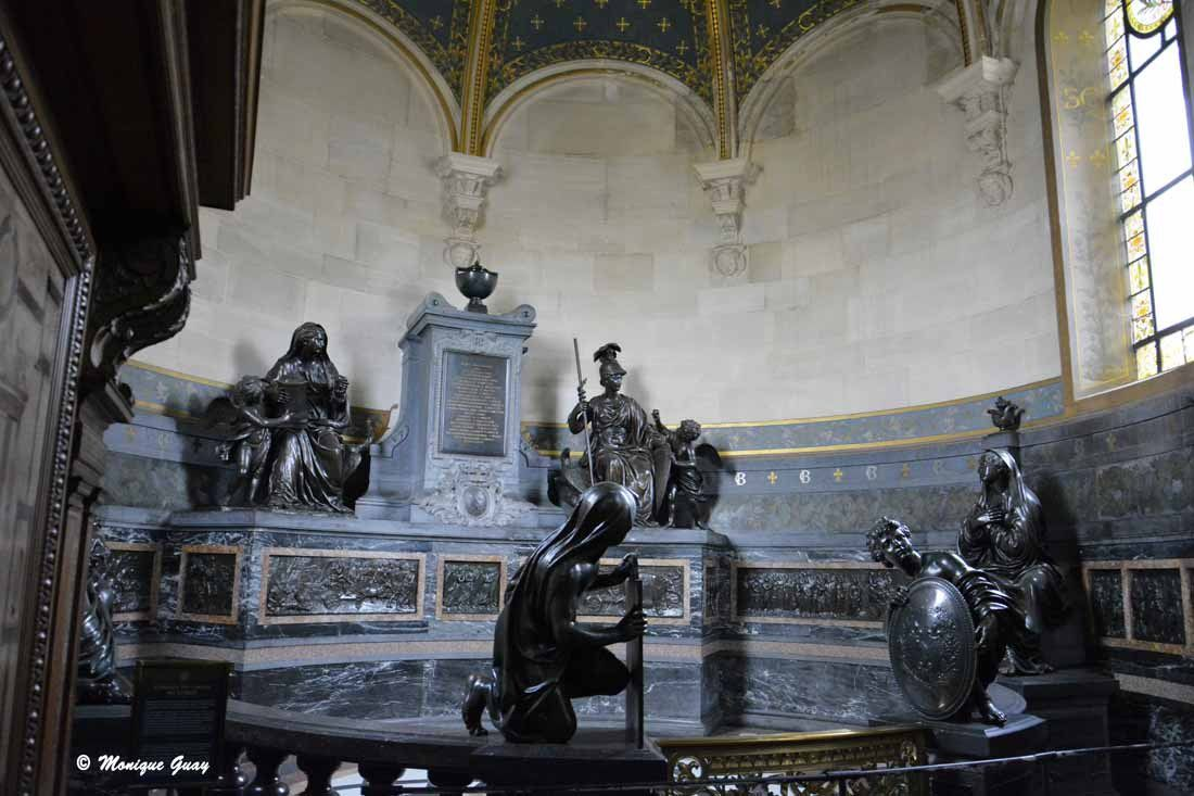 Chantilly: la Chapelle