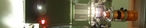Buisse Bottazzi - projecteur itinérant 35mm