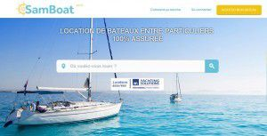 Homepage samboat