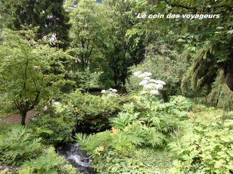 La Jaÿsinia, le jardin botanique Alpin de Samoens