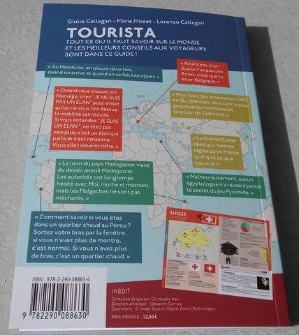 Tourista, un guide bête et méchant mais tellement drôle