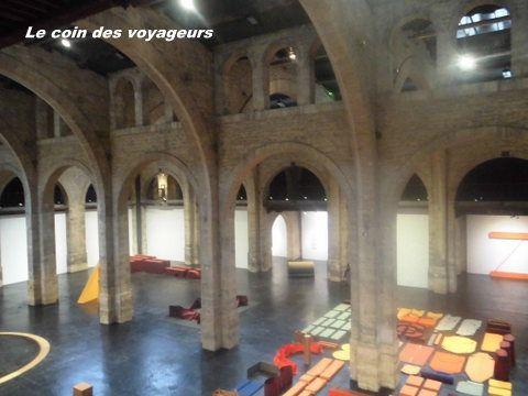 Le CAPC, mon coup de coeur à Bordeaux