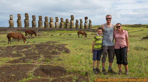 Les Quillet, une famille en voyage autour du monde