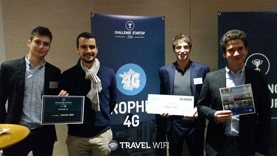 Start-up Voyage : Travel Wifi
