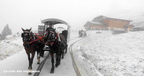 #EnFranceAussi : La ferme de Joseph à Megève