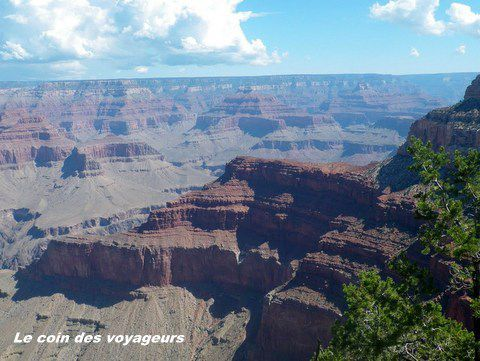 Grand canyon - Etats-Unis
