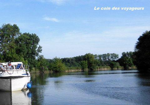 Navigation fluviale #2 : La vie à bord