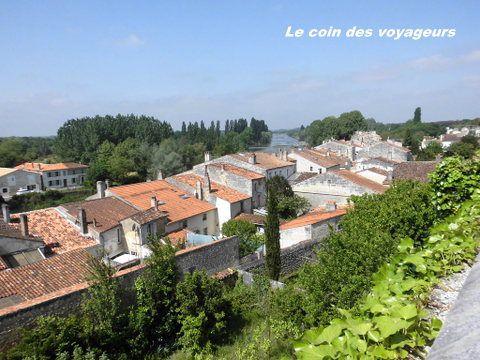 Navigation fluviale #3 : Notre itinéraire de 142 km sur la Charente