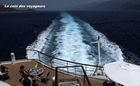 Croisière en Grèce #2 : ma vie de croisiériste en 7 points