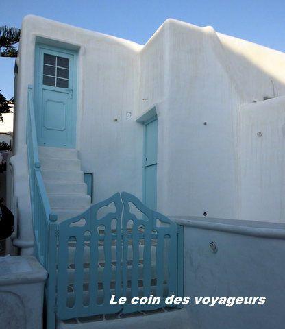 Croisière en Grèce #4 : Escale sur l'île de Mykonos