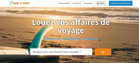 Start-up Voyage : Make it Travel