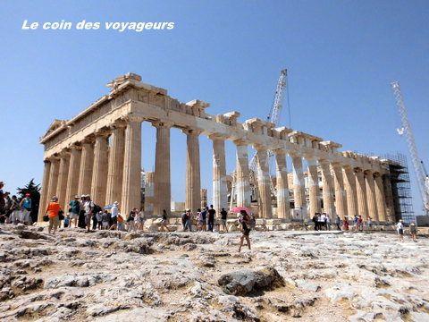 Croisière en Grèce #6 : Le Cap Sounion et l'Acropole d'Athènes