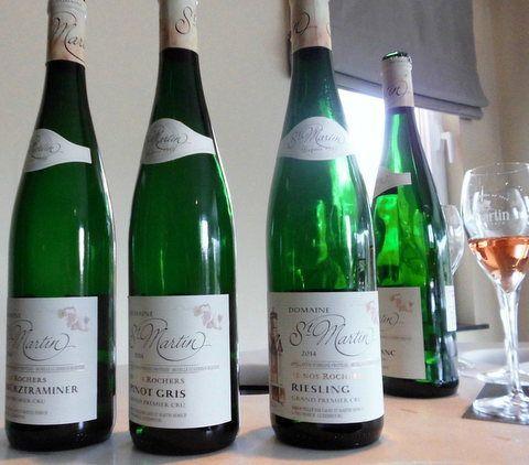 Sur la route européenne des vins de Moselle #3 : au Luxembourg