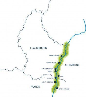 Carte du site schengenprestige.eu
