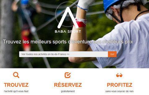 Start-up : Baba Sport