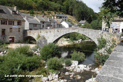 Le village de Pont de Montvert