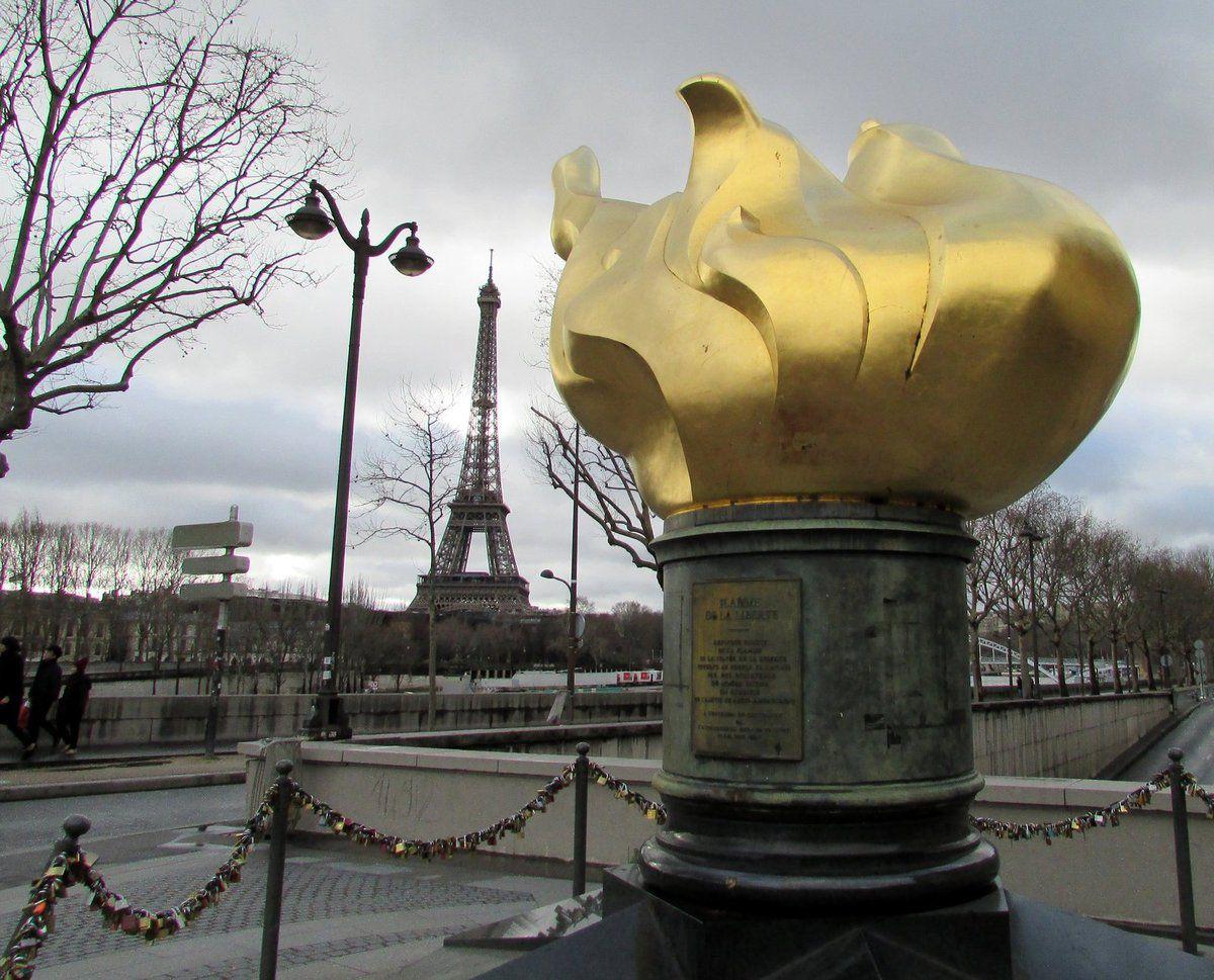 Revenir à Paris et aimer