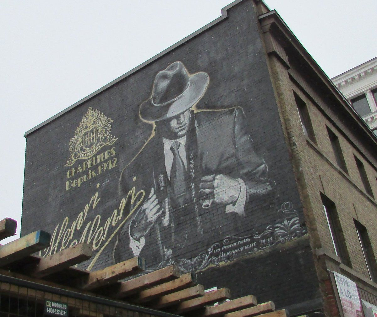 15 photos pour un aperçu du Street Art à Montréal
