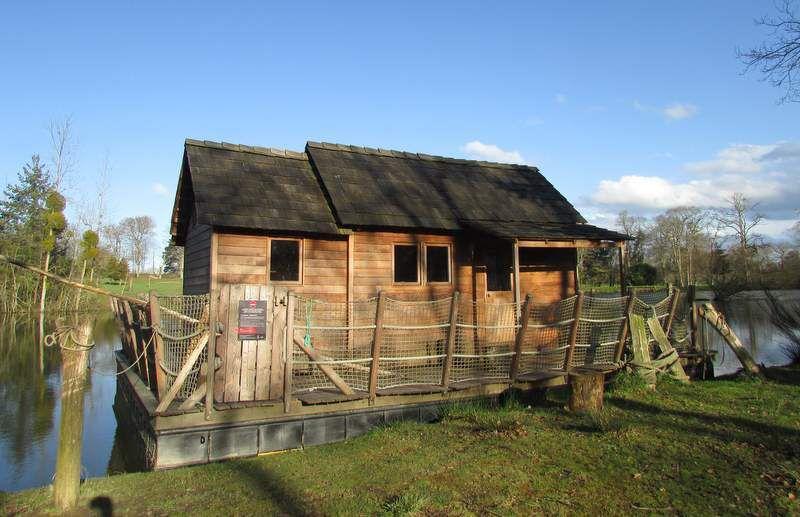 Ma cabane &quot&#x3B;Insolite by Logis&quot&#x3B; en Bretagne